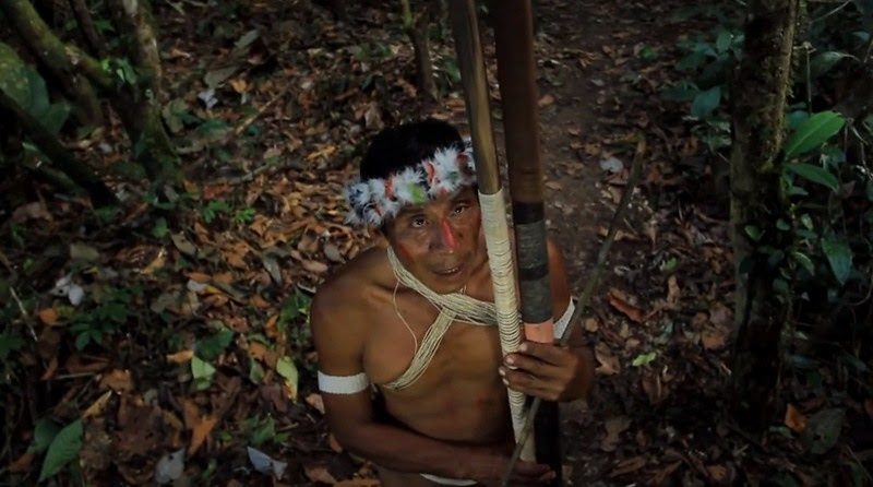Tribu aislada