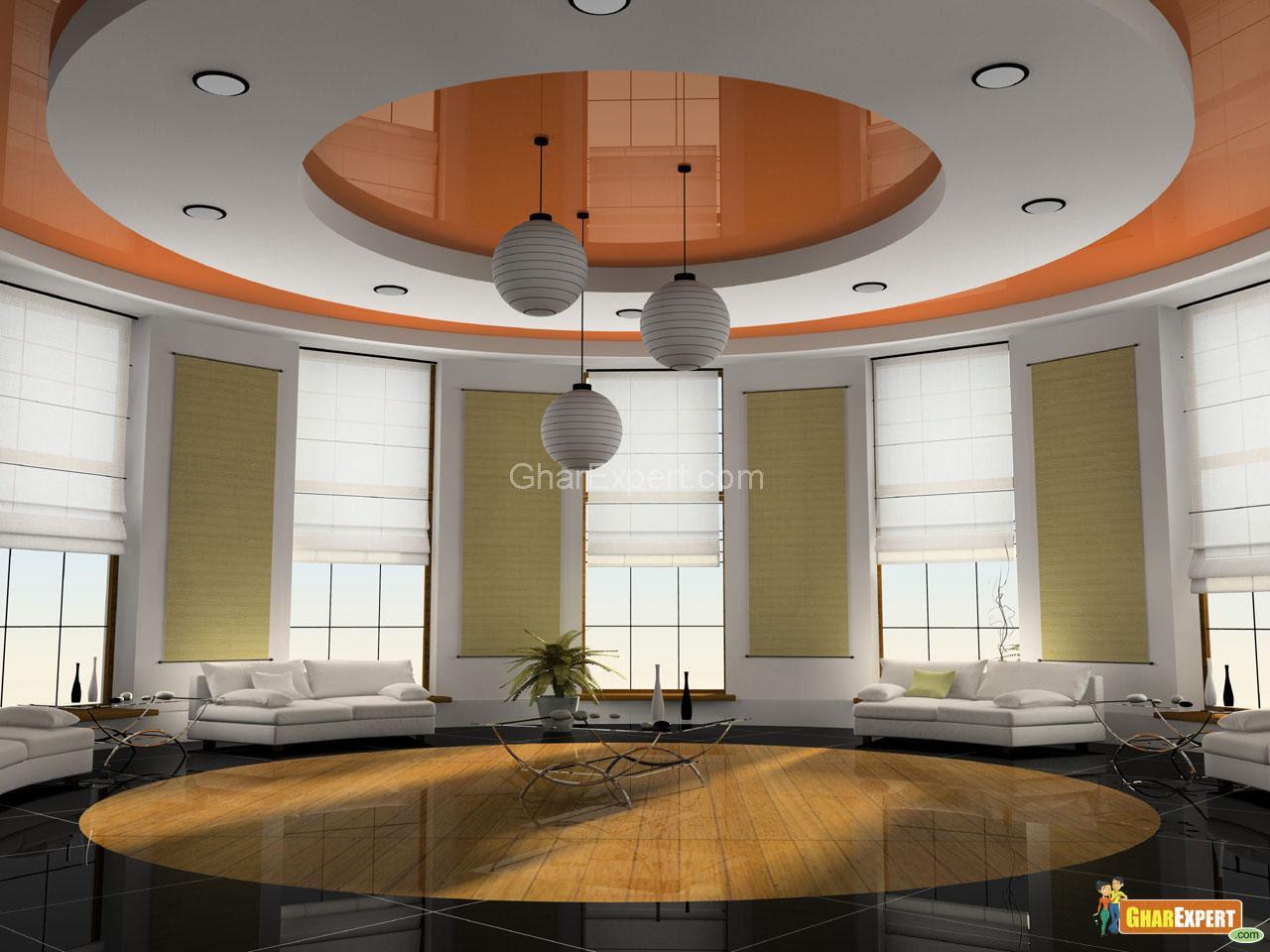 Living Room Gharexpert