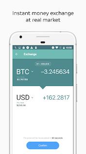 Wirex. Bitcoin Wallet & Card apk