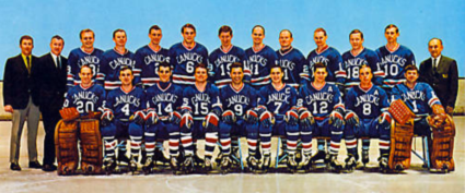 1968-69 Vancouver Canucks