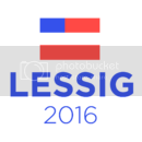 Lawrence Lessig 2016 Presidential Campaign Logo