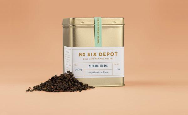 No. Six Depot Packaging by Perky Bros llc