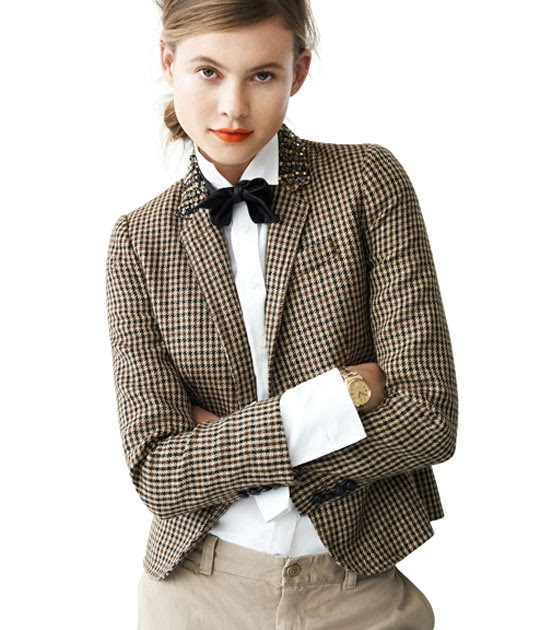 Sensible Living With Style: J.Crew Schoolboy