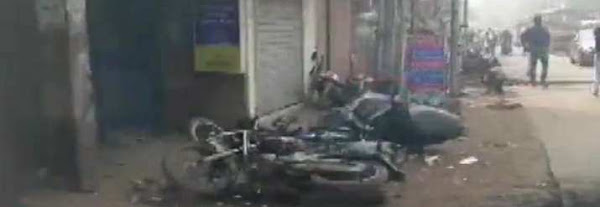 Several injured, many vehicles vandalised in BJP-TMC clash at Howrah