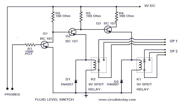 circuit  level switch
