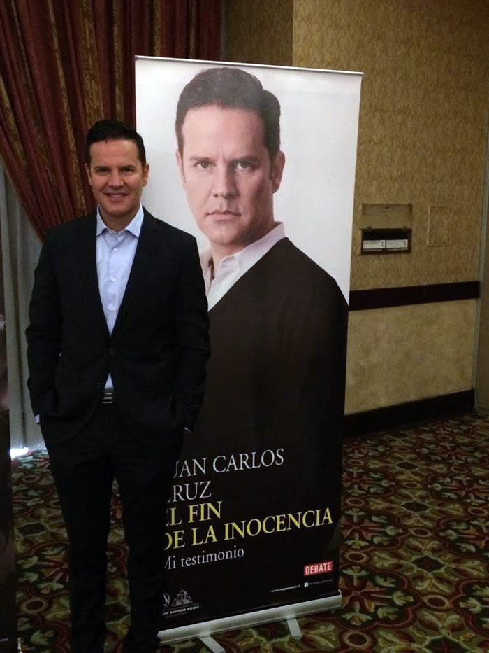 Juan Carlos Cruz Chellew. Foto: Sanjuana Martínez