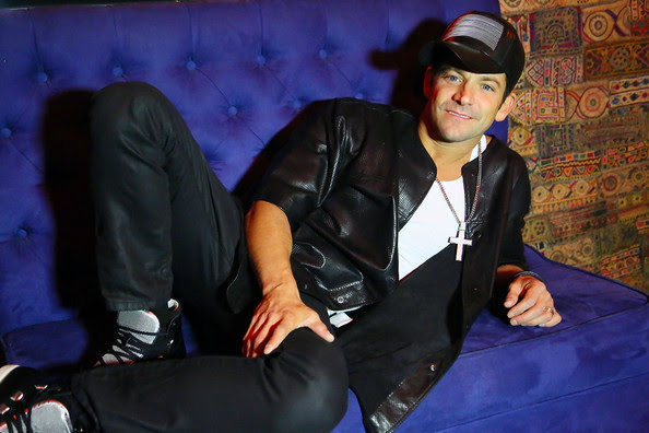 Jeff Timmons - Men of the Strip Pose in NYC
