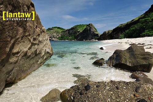 Capones Beach Rocks 2