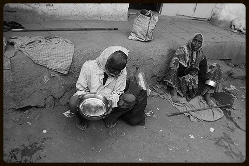 The Last Stand Of The Beggar .. by firoze shakir photographerno1