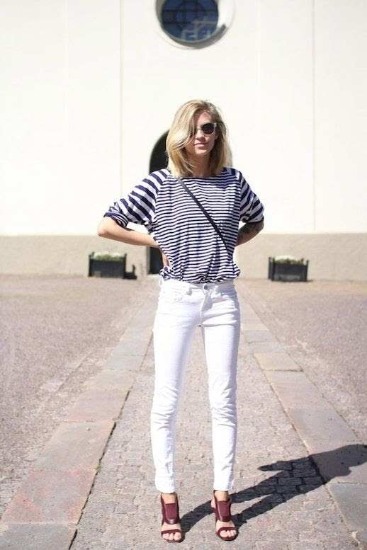 25 Le Fashion Blog 30 Fresh Ways To Wear White Jeans Striped Top Cut Out Sandals Via The Fashion Eaters photo 25-Le-Fashion-Blog-30-Fresh-Ways-To-Wear-White-Jeans-Striped-Top-Cut-Out-Sandals-Via-The-Fashion-Eaters.jpg