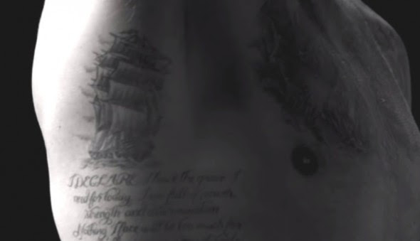 Beckham Tattoos Meaning And Pictures Of David Victorias Tattoo