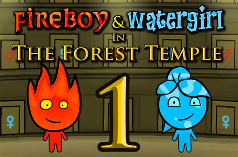 publish fireboy  watergirl forest temple