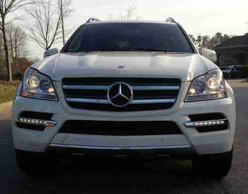 Purchase used 2012 Mercedes-Benz GL450 Base Sport Utility ...