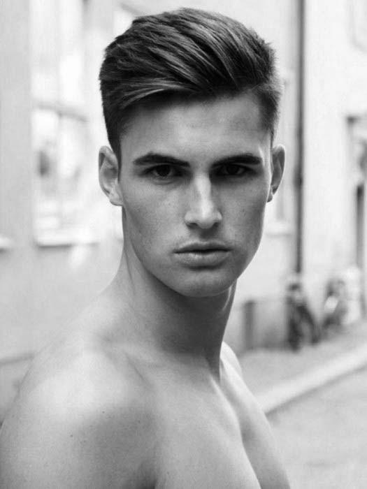 Frisuren Dicke Haare Männer