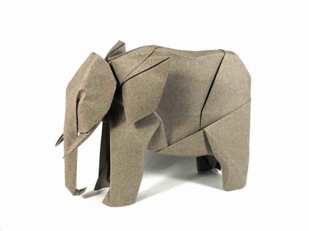 Os incríveis origamis de Nguyen Hung Cuong 03