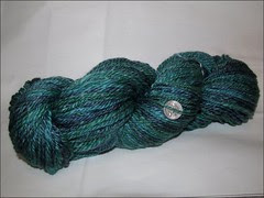 Lake Michigan handspun