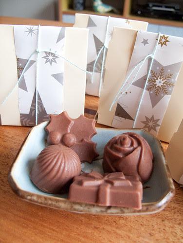 my handmade chocolates