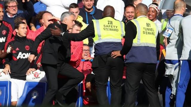 EPL: FA fines Chelsea coach £6,000