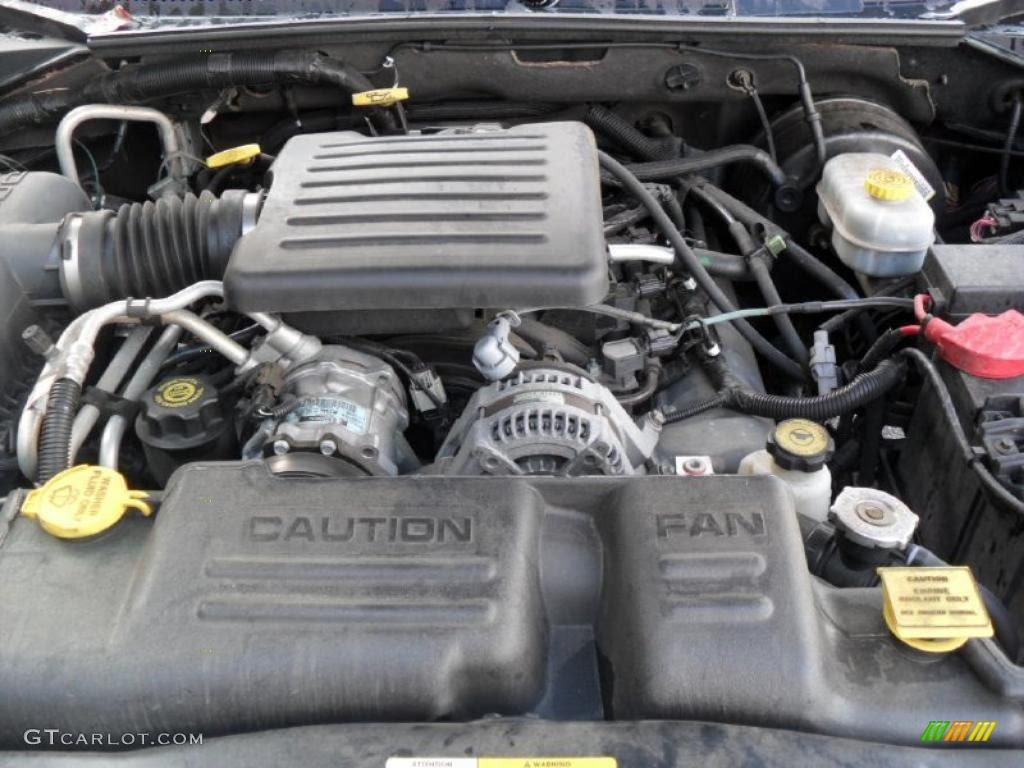 2001 Dodge Dakota Evap System Diagram