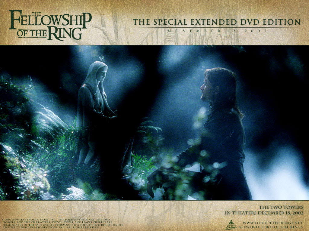 Viggo Mortensen In The Lord Of The Rings The Fellowship Of The