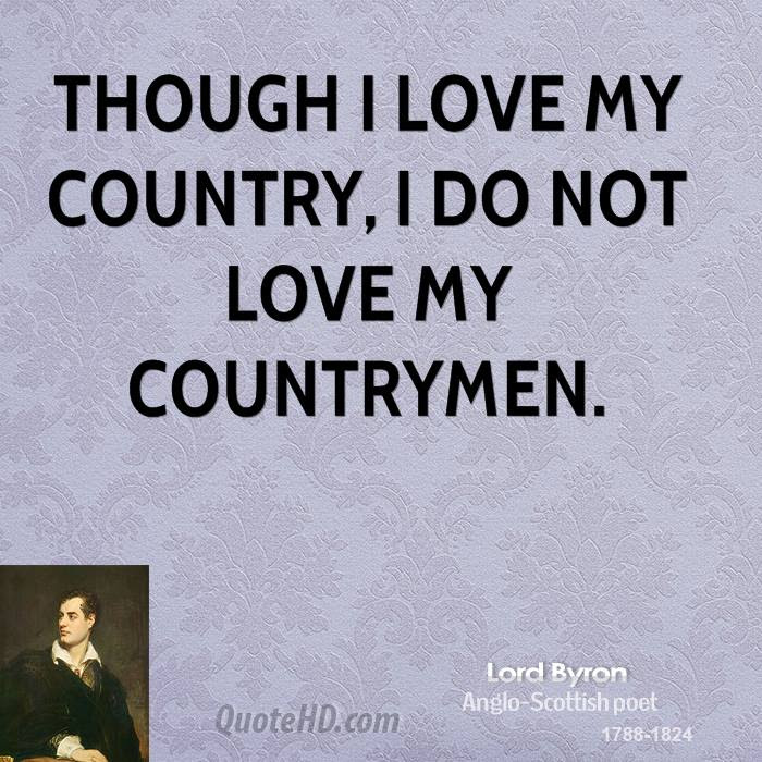 Lord Byron Quotes Quotehd