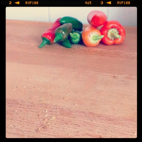Day 12: on the table #fmsphotoadayoctober #FMSphotoaday #pepper