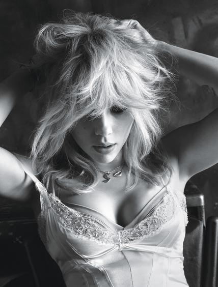 Scarlett Johanson en W Magazine foto 5