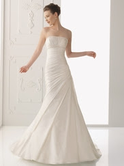 Glamorous Couture Alma Novia Wedding Dress Selenio