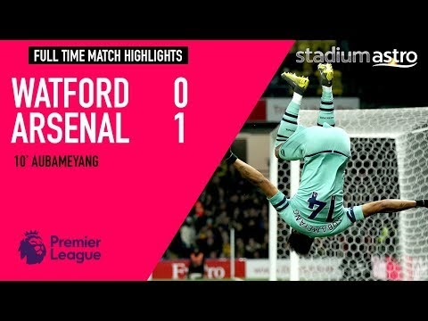 Watford 0-1 Arsenal