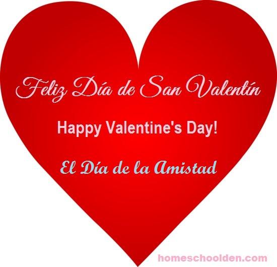 Free Spanish Worksheets Valentines Day Día De San Valentín