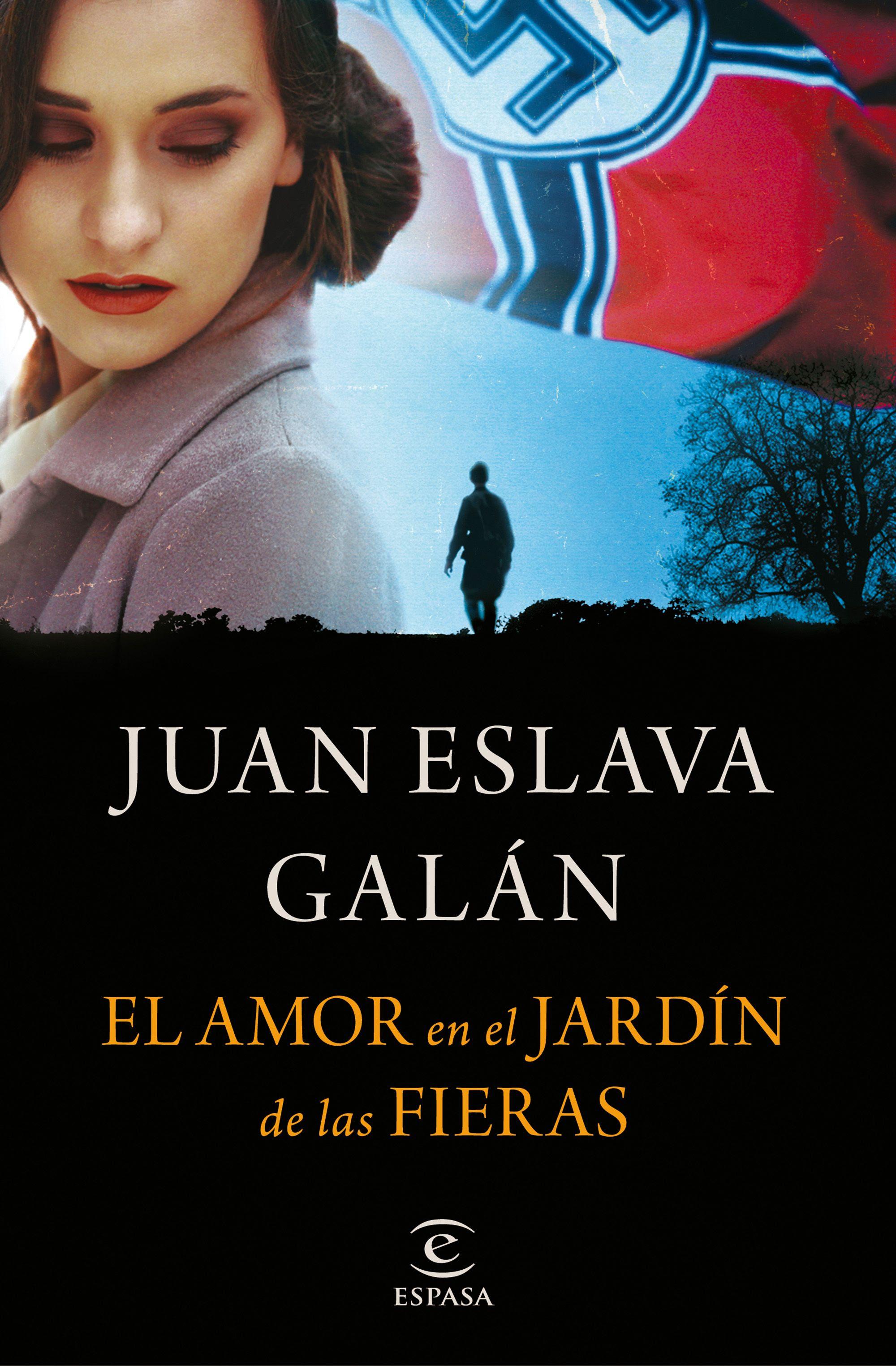 Resultado de imagen de EL AMOR EN EL JARDÍN DE LAS FIERAS de Juan Eslava Galán.