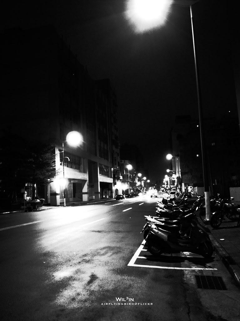 這夜晚 The night