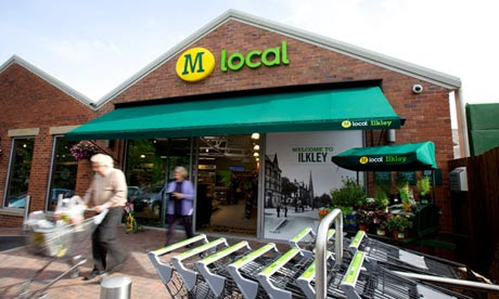 Morrisons buys HMV m local store