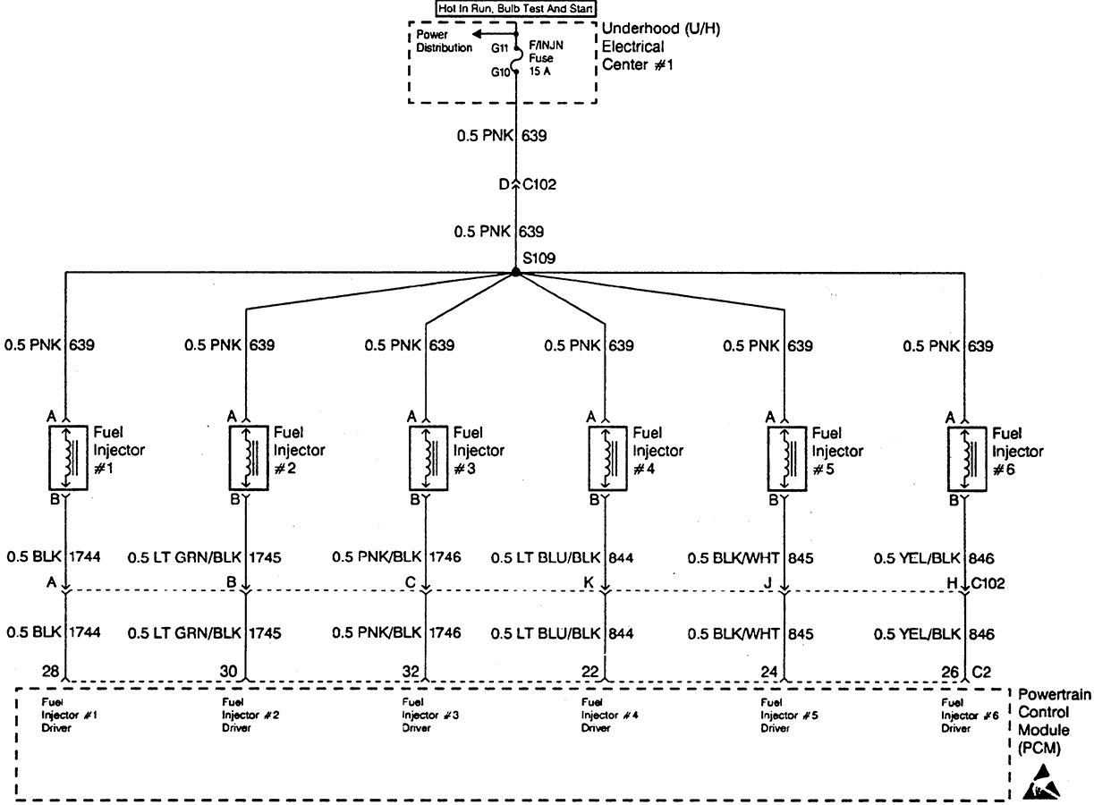 A23e30a 97 Lumina 3 1 Wiring Diagram Wiring Library
