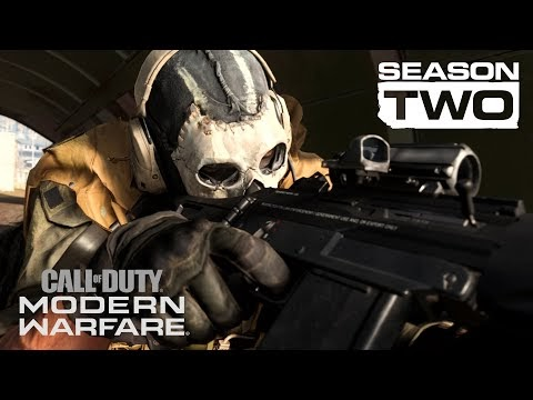 Call of Duty: Modern Warfare's heavily leaked Season 2 gets official unveiling