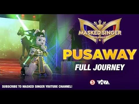 Masked Singer PH : Sino si PUSAWAY?