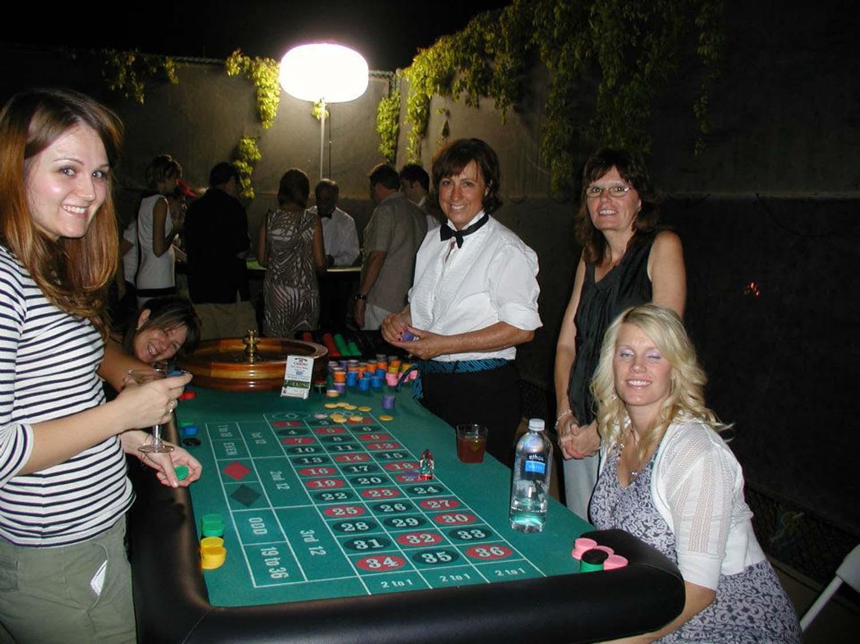 Arizonas Casino Knights Casino Night Pictures Casino Night Photos