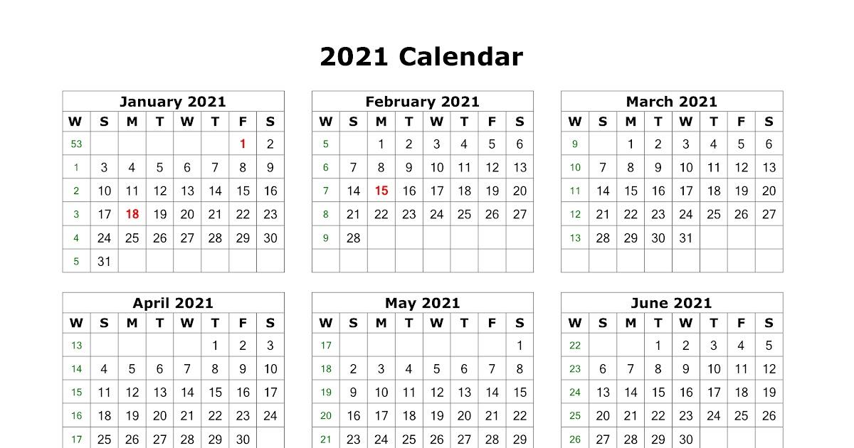 Free Printable 2021 Calendar Portrait   Lunar Calendar