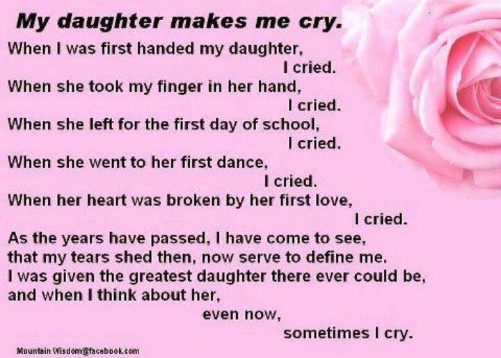 I Love My Daughter Quotes. QuotesGram