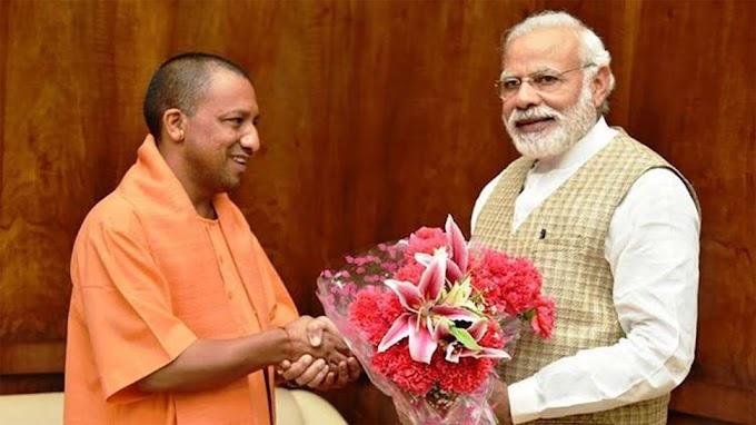 Yogi Adityanath के दिल्ली दौरे से बढ़ी सियासी हलचल, Amit Shah के बाद PM Modi से करेंगे मुलाकात