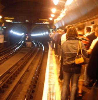 Thames Tunnel Tour