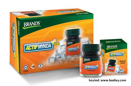 BRAND'S ActifMynda Plus packshot