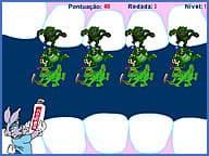 Dr. Dentuço e o Ataque dos Monstros da Placa