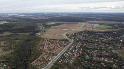 Собянин сообщил об открытии двух новых дорог