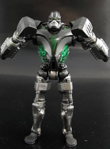 Jin Saotome S Five Minute Toy Review Real Steel 5 Quot Zeus