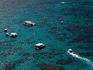 Parrachos de Pirangi são um dos principais atrativos turísticos do litoral Sul potiguar (Foto: Canindé Soares)