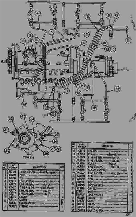 2N2080 FUEL SYSTEM - ENGINE - GENERATOR SET Caterpillar