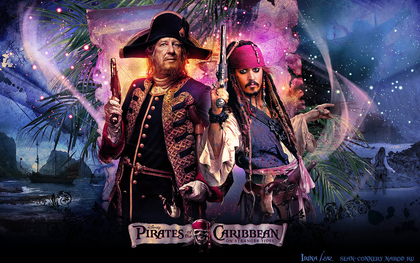 Potc Wallpapers Pirates Of The Caribbean Wallpaper 32851118
