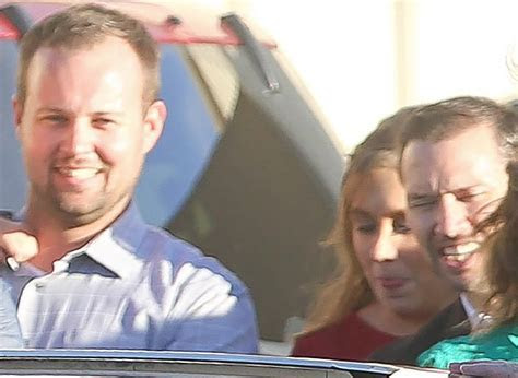 Josh and Anna Duggar Spotted Together at Sister Jinger?s