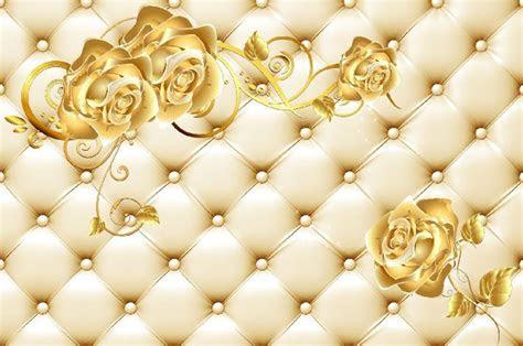 gold rose wallpaper gallery